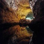 Una de las partes más impresionantes de La Cueva de los Verdes