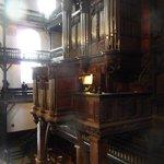 organiste de St Jean Baptiste St Jean de Luz