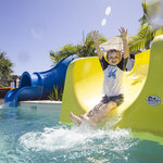 2 fun, exciting waterslides