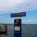 Man O' war Steps