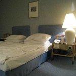 Slaapkamer, hopelijk met vernieuwde bedden nu