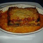 Moussaka et sa sauce tomate maison