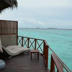 Sun lounge Water Bungalow
