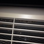 Mold / Dirt in a/c unit