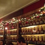 Yes, it's a wall of Grand Marnier