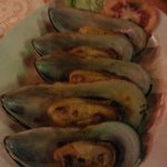 BBQ Green Oyster