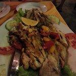BBQ Siakap Fish