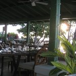 Late Afternoon at Restaurant
