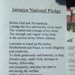 Jamaica national pledge