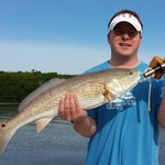 Beautiful redfish