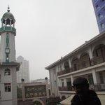 Near A Mosque
