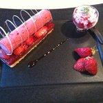 Celebration of strawberries