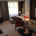 Wohnbereich - Junior Suite