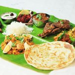 Chettinad sampler