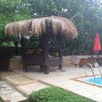 Poolside Gazebo
