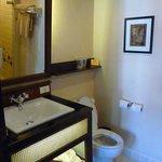 Badezimmer - andere Seite