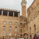 Palazzo Pubblico rear view