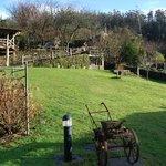 Casa rural y alrededores