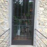 door to suite