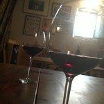 Yum! Wine tasting!