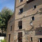 Vue extérieure, Hotel Pintor El Greco, Tolède.