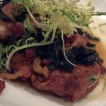 Amish Chicken with kale