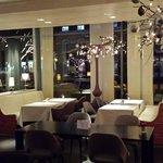 natale 2013 sala ristorante
