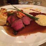 Very good beef tenderloin