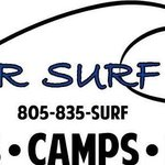 Sandbar Surf School! They're who you want in the water with you, no doubt. We look forward to sh
