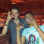 at Smoking Lounge