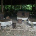 Lugar de la ceremonia del te