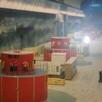 Eskom Hydro Electric station