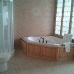 En suite Washroom in King  Suite