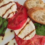 Caprese Salad at its best!