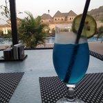 The BluCabana cocktail