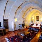 my room at the Taskonaklar Hotel