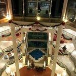 Das Hotelzentrum