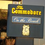 "Commodore ""not on beach"""