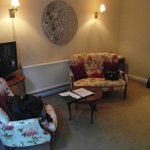 Seating area - Room 15