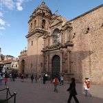 Basílica Menor de la Merced.