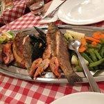 Tastiest seafood dinner ever!