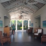 Open Air Lobby/Front Desk