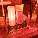 Fresh Ice Tea creation @ Chili Club Lounge