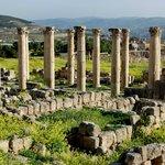 Romeinse ruïnestad Jerash