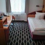 Einzelzimmer Stadthotel Kassel