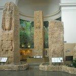 Mayan exhibit