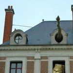 Maison de la Magie - The Dragons show