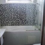 very high bathtub