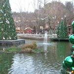 Christmas time at Dollywood!
