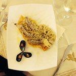 Spaghetti di mare in Gondola